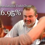 Congratulations to Todd Chase