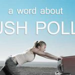 What is a push poll, and what is NOT a push poll?