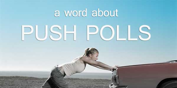 About push polls
