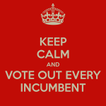 So, you want to challenge an incumbent?